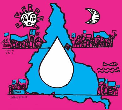 I Cumbre Latinoamericana del Agua para los Pueblos
